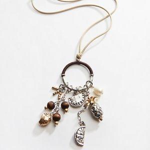 J. Jill Jewelry - J. Jill Fruit Charms Pendant Necklace